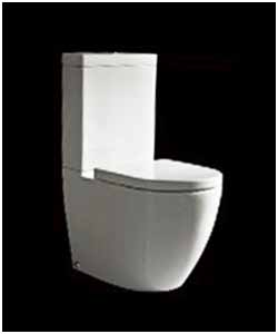 Wall Faced Toilet Suites-Back To Wall