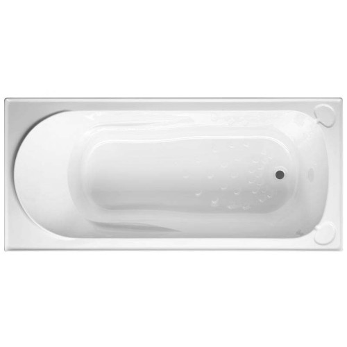 Project-1675-Rectangular Bath Tub With Anti-Skid Surface 1675x735x415mm