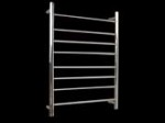 HTR-R6A round heated towel rail