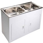 YH239BL double laundry tub