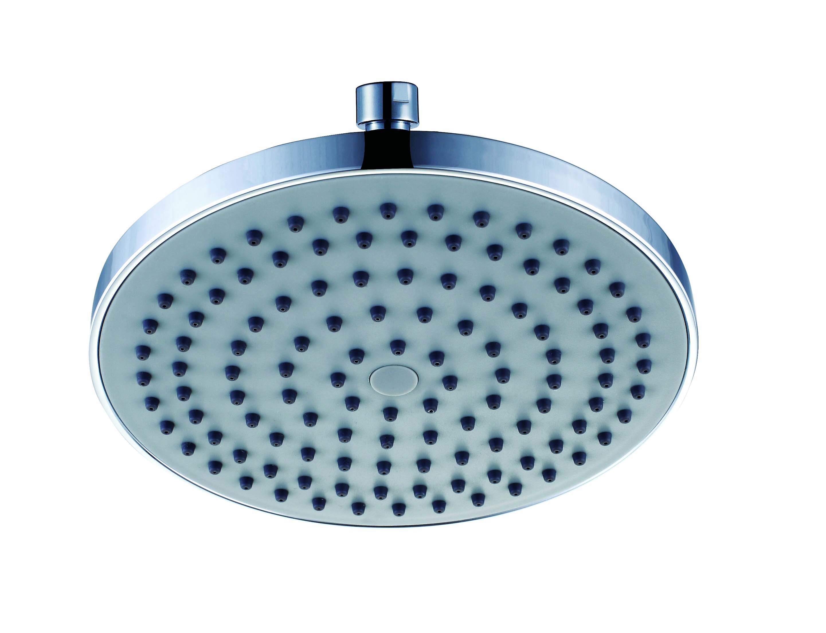 Rain Round Shower Head 200mm-Fit Wall Or Ceiling Arms | Sydney ...