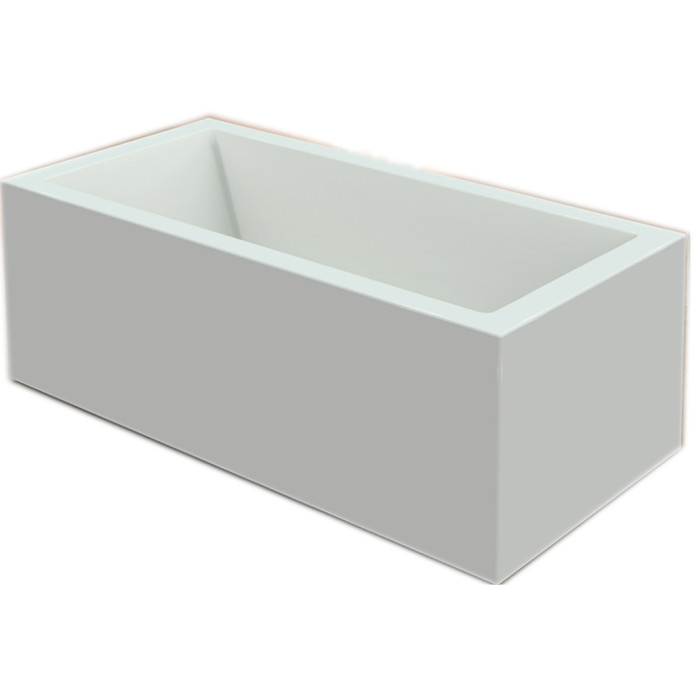 1600 1600mm luxry square free standing bath sydney bathroom supply