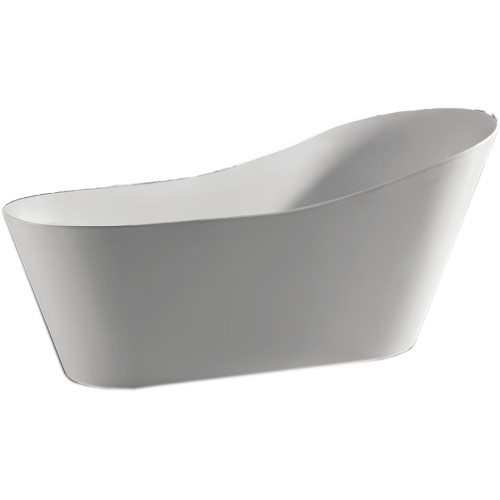 Paris High Back1800 1800mm Luxry High Back Free Standing Bath