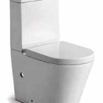 BELLEVUE S Trap Wall Faced Toilet Suite And Space Saver